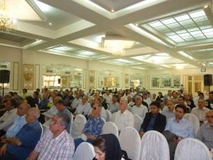 جلسه مجمع عمومی عادی سالیانه شرکت سرمایه گذاری سپه