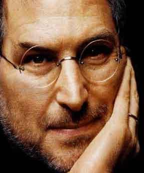 استیو جابز، مدیرعامل سابق شرکت اپل