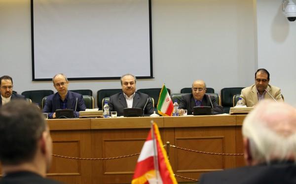 بازگشت روابط اقتصادی و بانکی تهران و وین به دوران پیش از تحریمها
